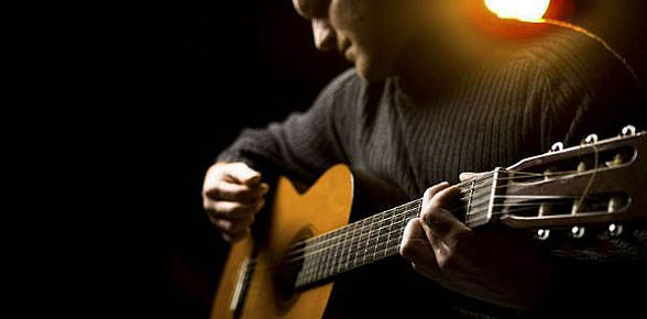 Classical acoustic guitar lessons